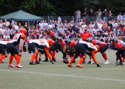 Konstanz Pirates - American Football - Anpfiff