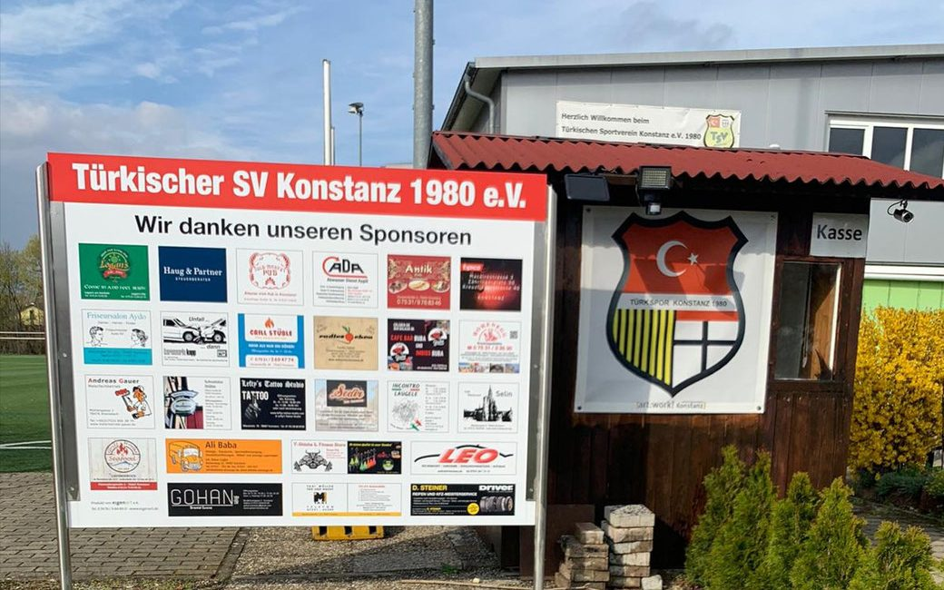 Konstanz Pirates - American Football - Türk SV