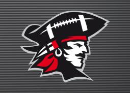 Konstanz Pirates - American Football - Logo Pirates auf grau