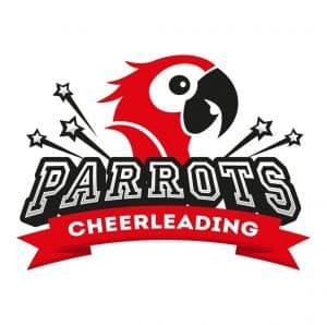 Konstanz Pirates - American Football - Logo Parrots Cheerleading