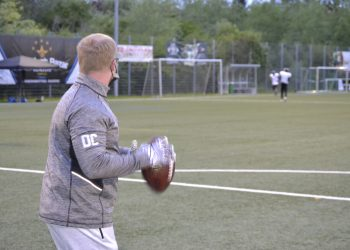 Konstanz Pirates - American Football - Training