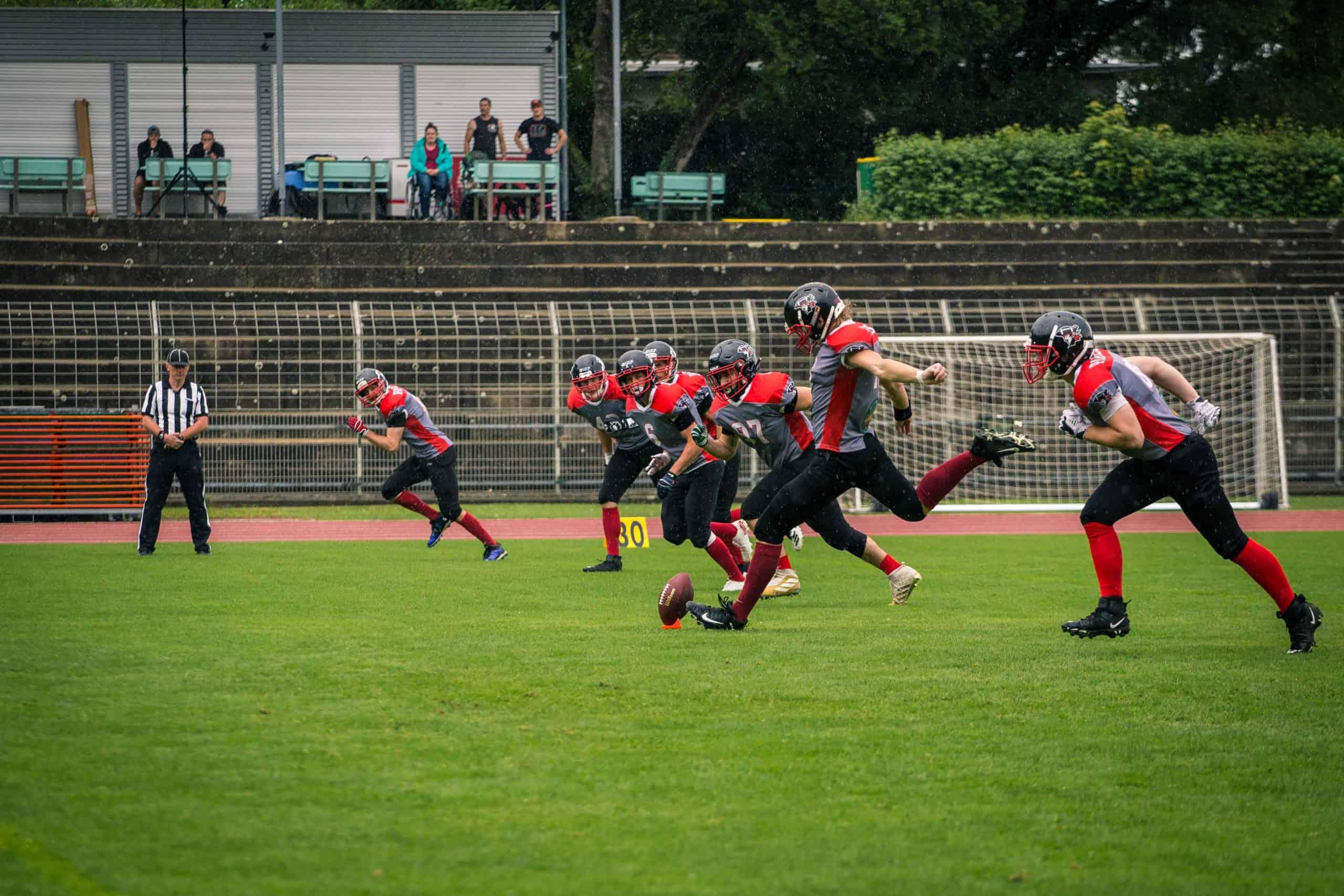 Konstanz Pirates - American Football - Miners Kickoff
