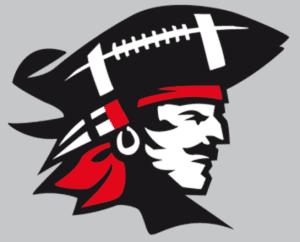 Konstanz Pirates - American Football - Logo Kopf