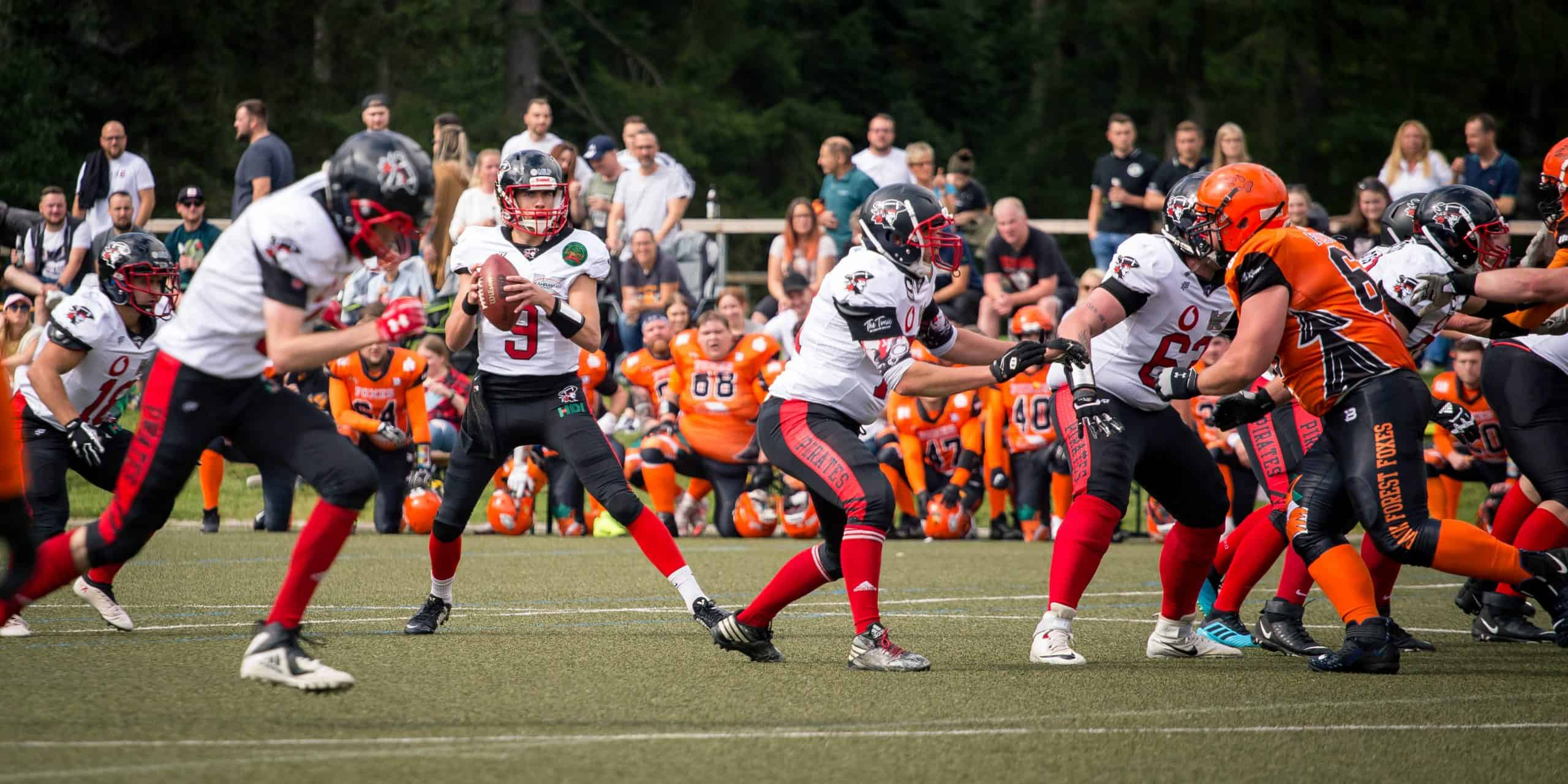 Konstanz Pirates - American Football - Foxes I