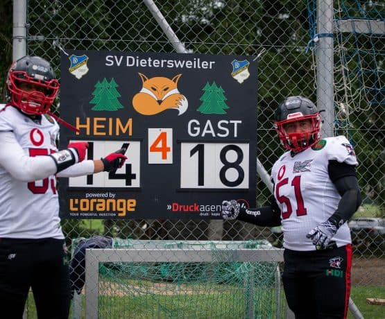 Konstanz Pirates - American Football - Foxes IV