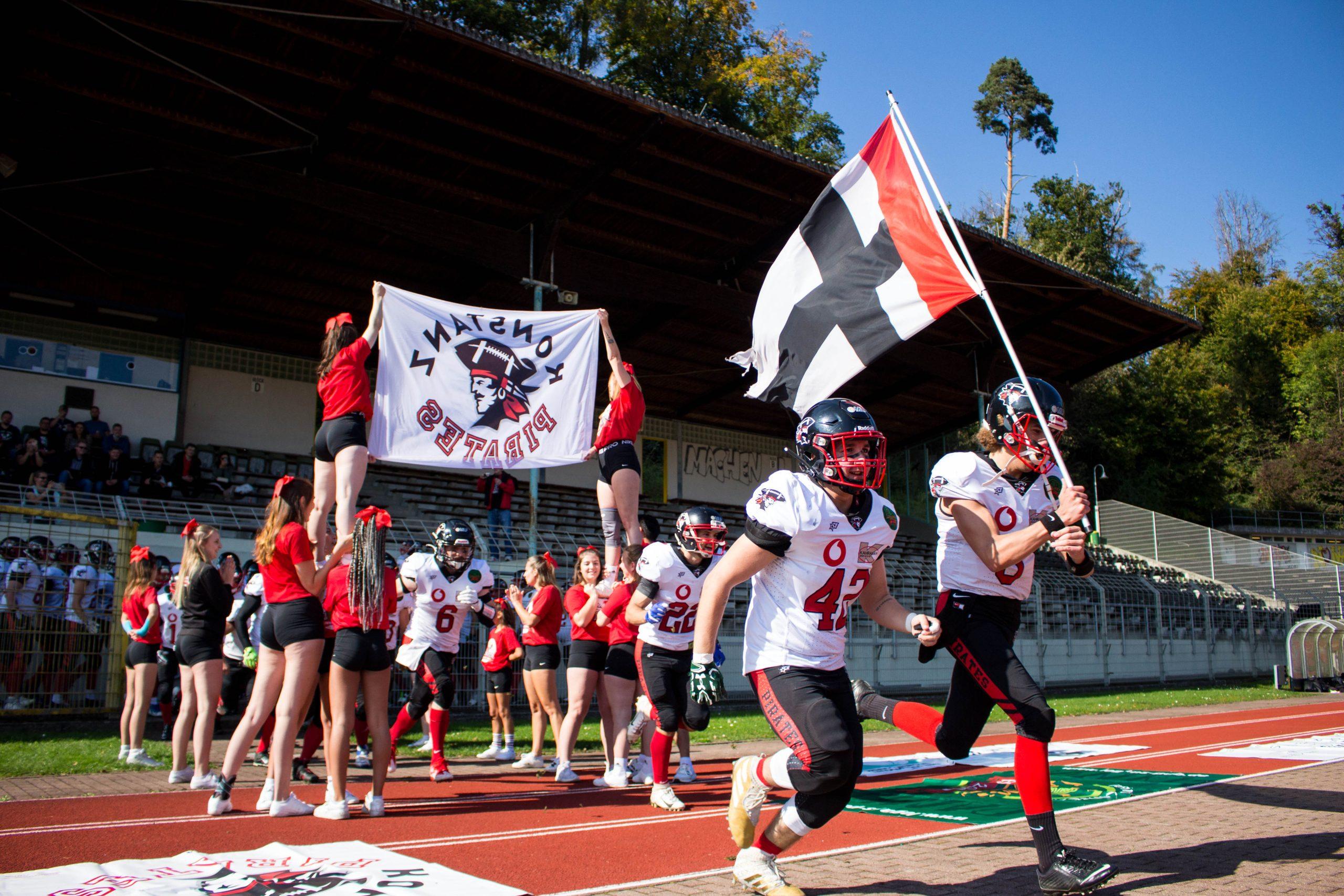 Konstanz Pirates - American Football - Kuchen I