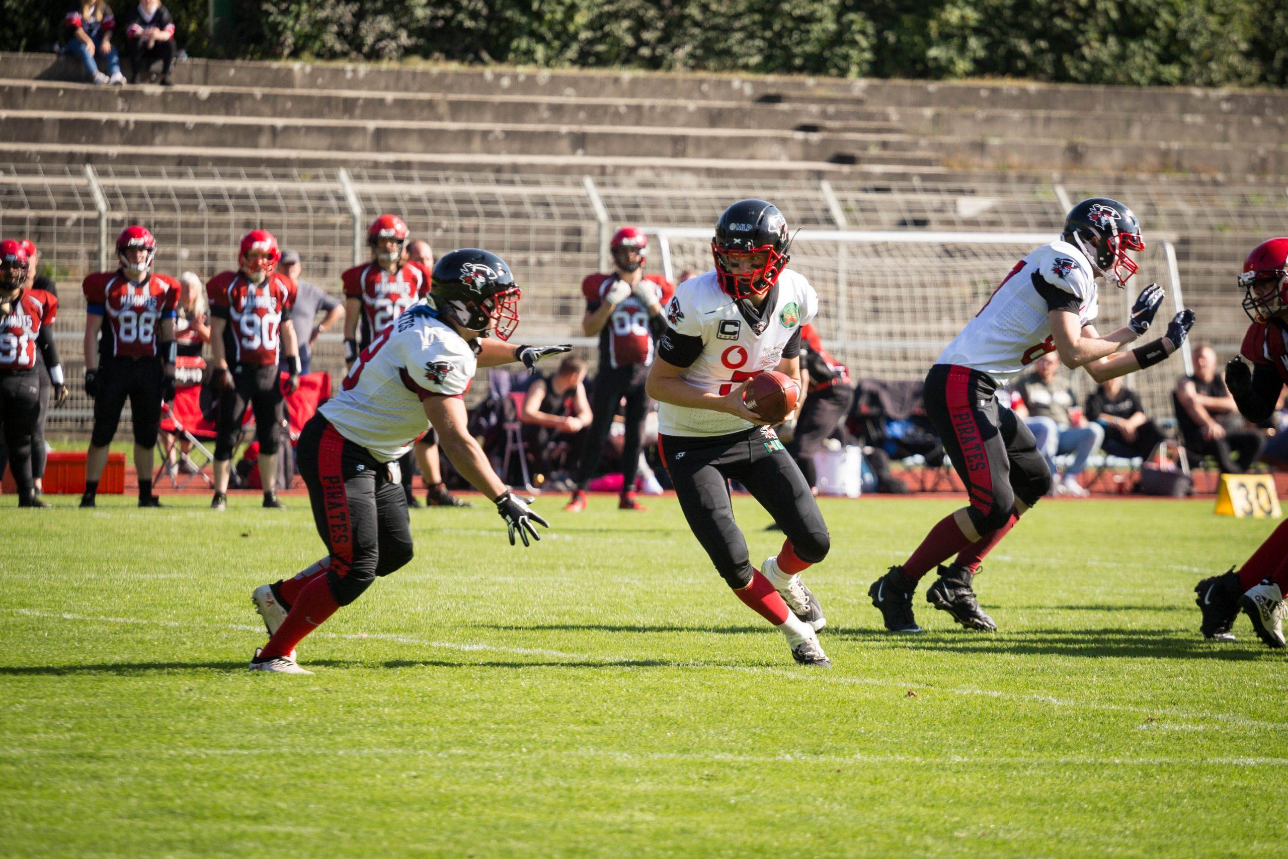 Konstanz Pirates - American Football - Kuchen IV