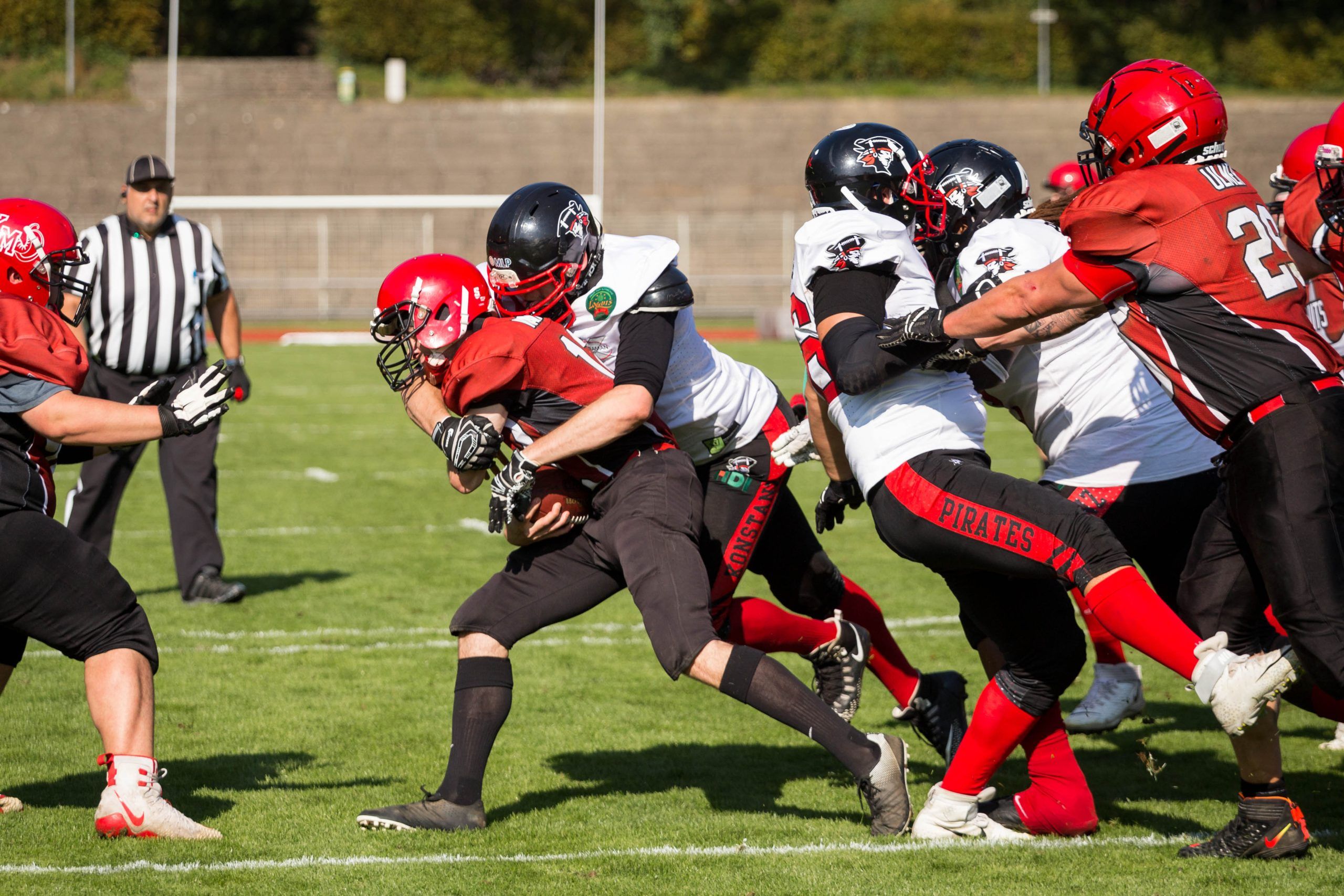 Konstanz Pirates - American Football - Kuchen II